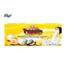 Вафельные шарики PAPAGENA, с лимонным кремом  , 120г