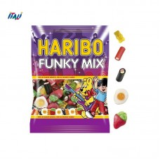 Жуйки Haribo funky mix 100г