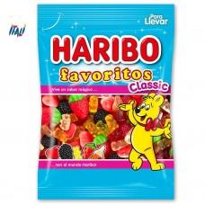 Жуйки Haribo favorito classic 90г