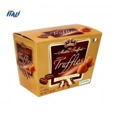 Конфеты Maitre Truffout Coffe Flavour Трюфель Кофе 200 г