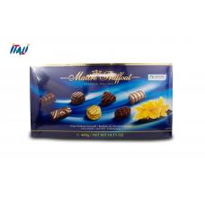 Конфеты Maitre Truffout Assorted Pralines, 400 г  (Синие)