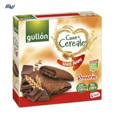 Печенье GULLON Takeaway Brownie, 243 г