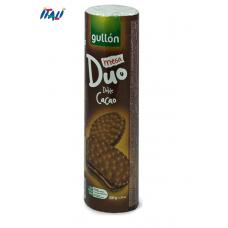 Печенье Gullon Mega Duo, сэндвич темное с шоколадным кремом, 500 г