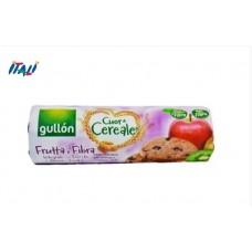 Печенье GULLON tube Cuor di Cereale фруктовое со злаками, 300г