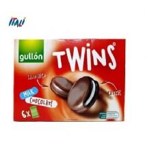 Печенье GULLON Twins шоколадное, 252 г