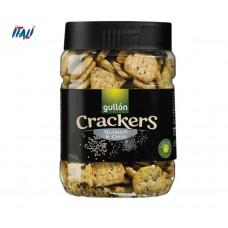 Печенье GULLON  крекер с киноа и чиа , Crackers quinoa & chia , 250 г