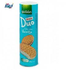 Печенье Gullon Mega Duo, сэндвич с ванильным кремом, 500 г