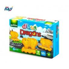 Печенье Gullon Dibus Dragons 300 г