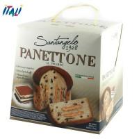 Панеттоне Panettone Santangelo   alla Crema di tiramisu 908 г.