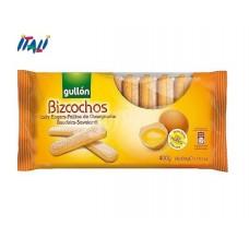 Печенье GULLON Savoiardi Bizcocho, 400г