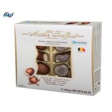 Конфеты Maitre Truffout Feine Meeresfruchte White, 250 Г