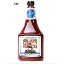 Соус BBQ Mississippi sweet&mild солодко-м'який, 1814