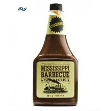 Соус BBQ Mississippi Original, 1814г