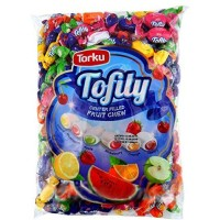 Жевательная конфета Tofily 1000 гр (Torku)