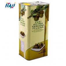 Olio Extra Vergine Di Oliva,  Оливковое масло 5 Л (Itali)