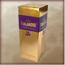Finlandia Blackcurrant 2L (Финляндия Черная смородина 2л)