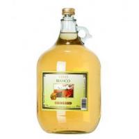 Вино белое сухое Vino bianco gielle 5л   10%
