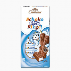 ШОКОЛАД CHATEAU SCHOKO MILCH RIEGEL 200Г