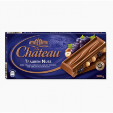 шоколад Chateau Trauben Nuss 200 г
