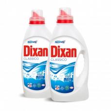 Жидкий гелевый стиральный порошок Dixan Classico (Диксан Классико 21 стирок)