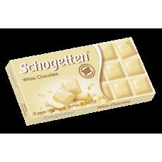Schogetten  шоколад White Chocolate 100г