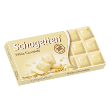 Schogetten  шоколад White Chocolate 100г