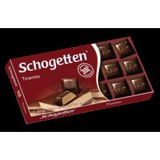 Schogetten шоколад Tiramisu100г