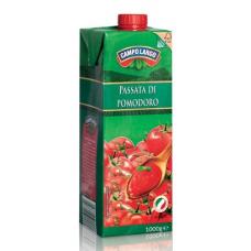 Пассата из помидор, Passata di pomodoro CAMPO LARGO 1кг