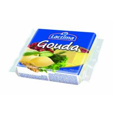 Плавленый тостерный сыр Lactima Gouda 130 г (8 ломтиков)