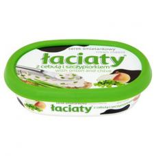 Laciaty, крем-сыр с луком, 135г