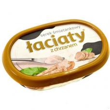 Laciaty, крем-сыр с хреном  135г
