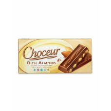 Choceur Rich Almond Milk Chocolate (200g)