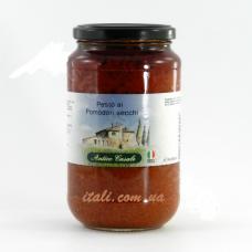 Соус Antico Casale Pesto al pomodori secchi 550г