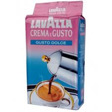 Lavazza Crema e Gusto Dolce молотый 250 g