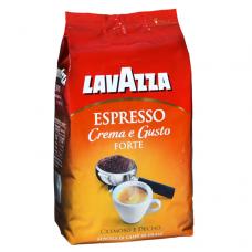 Lavazza Espresso Crema Gusto Forte, 1 кг
