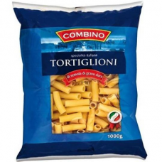 Макароны COMBINO Tortiglioni 1кг