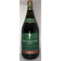 Вино игристое красное Фризантино Novellina Frizzantino Rosso 1.5L.