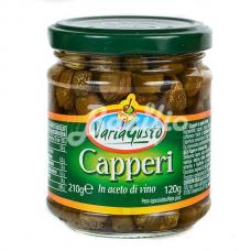 Каперсы Varia Gusto Capperi, 210г.