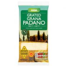 Сыр Грана Падано тертый ASDA Grated Grana Padano 100g