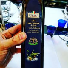 "Оливковое масло ""ITALIAMO"" Olio extra vergine di oliva 100% Italiano 0,750L"