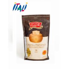 Сыр Grana Padano тертый 14 месячный Antichi maestri 200g