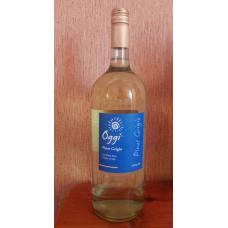 Вино Белое oggi pinot grigio 1.5l