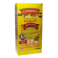 Лазанья Combino Lasagne Pasta all uovo, 500г