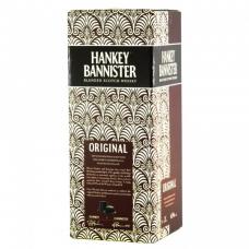 Виски Hankey Bannister original в тетрапаке 40% 2л