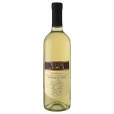 Вино Terre dell`Isola Vermentino di Sardegna (Верментино ди Сардиния) белое сухое 0,75 л