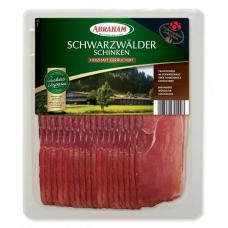 Прошутто Abraham Schwarzwalder Schinken 200g