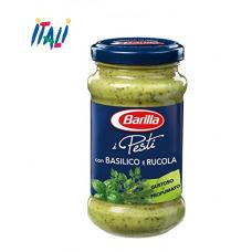 Barilla  Pesto con Basilico e Rucola,  - 190 g