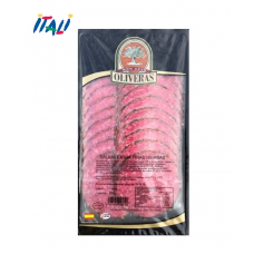DON LUIS OLIVERAS SALAMI EXTRA FINAS HIERBAS (НАРЕЗКА), 150Г