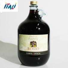 Вино красное сухое Corte Antica Rosso 10,5% 5л