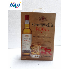 Виски Cromwell's Royal 3L